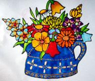 Concours Vitres fleuries